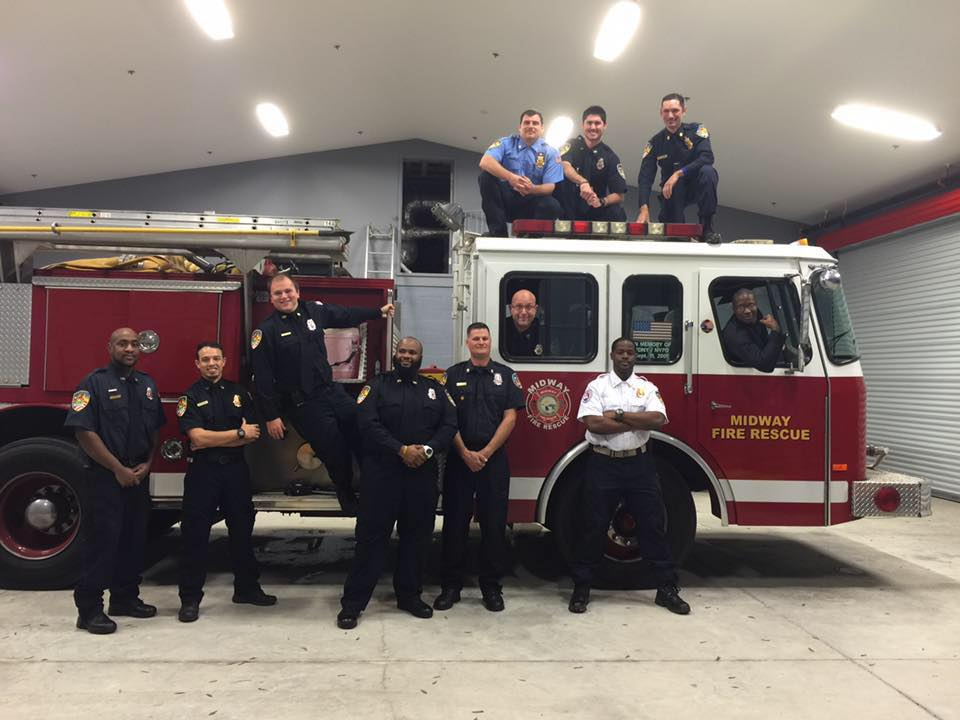 Fire/Rescue Services - City of Midway Florida